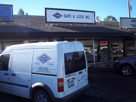 Safe And Locks Security Shop Business For Sale