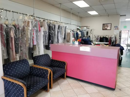 Huntington Beach Alteration Specialty Shop For Sale