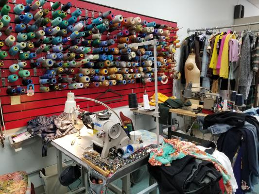 Alteration Specialty Shop Business For Sale