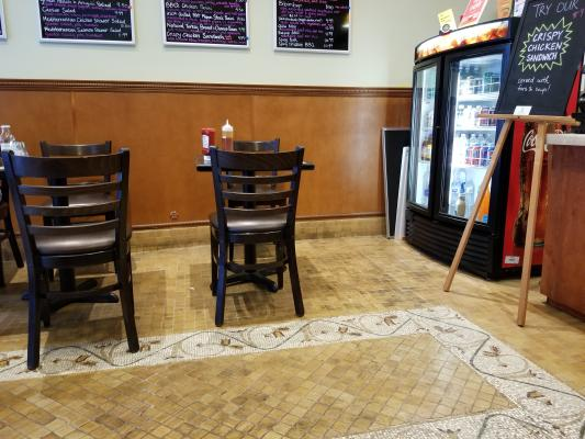 Los Angeles Downtown  Sandwich And Teriyaki Restaurant For Sale