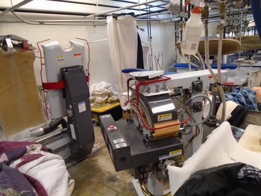 Dry Cleaners Plant - Semi Absentee Run Business For Sale