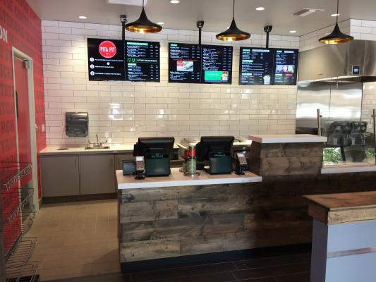 Orange County Area Pita Pit Franchised Restaurant - Price Reduced For Sale