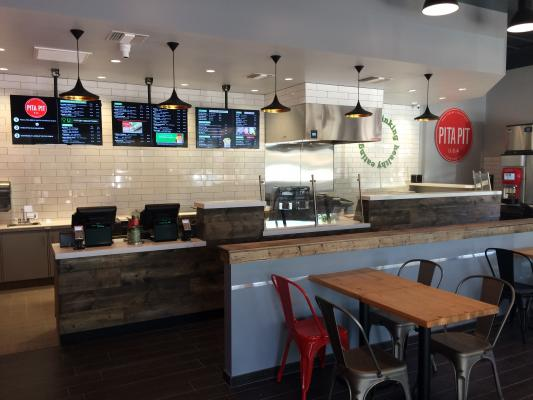 Pita Pit Franchised Restaurant - Price Reduced Business For Sale