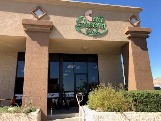 Yucca Valley, Riverside County Healthy Cafe Restaurant For Sale