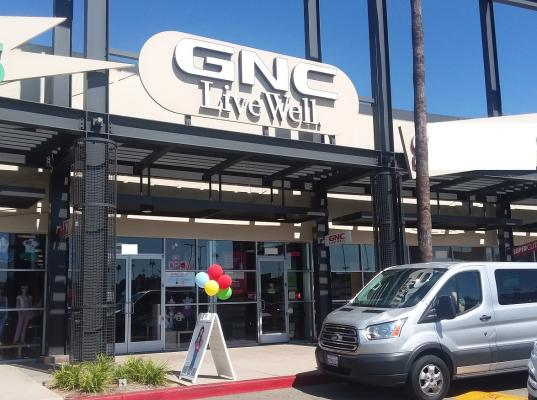 Anaheim, Orange County Area Nutrition And Supplement Franchise For Sale