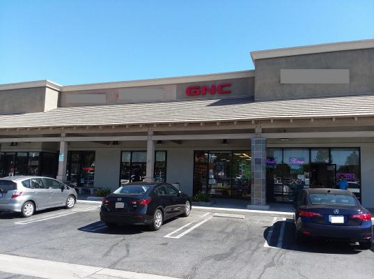 Los Angeles County Area Nutrition And Supplement Franchise Store For Sale