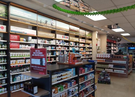 Nutrition And Supplement Franchise Store Business For Sale