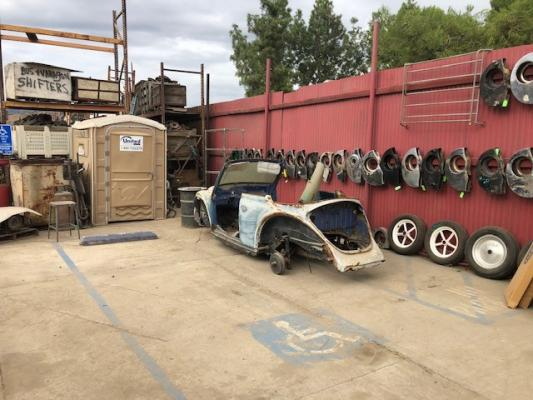 Used Parts Volkswagens Company Business For Sale