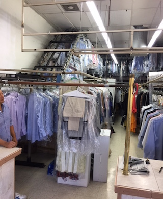 Northern California Dry Cleaning Plant For Sale