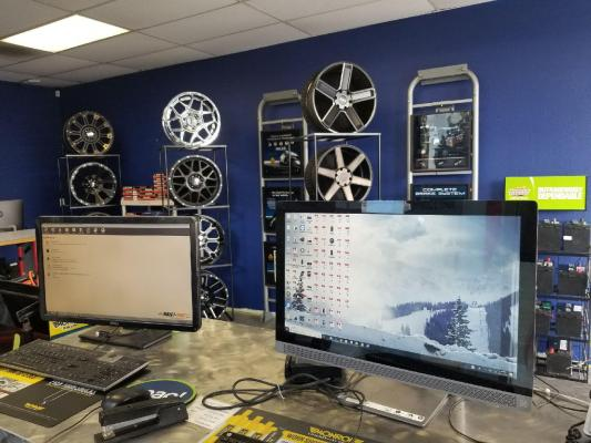 Tire And Auto Repair Center Business For Sale