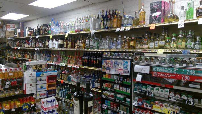 San Diego County Liquor Store - In Busy Shopping Center For Sale
