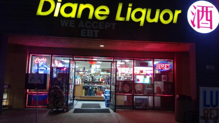 Liquor Store - In Busy Shopping Center Business For Sale