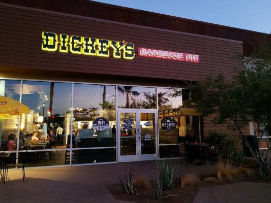 Rancho Mirage BBQ Franchise Restaurant  For Sale