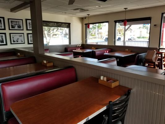 Buy, Sell A Hamburger Restaurant With Drive Thru Business