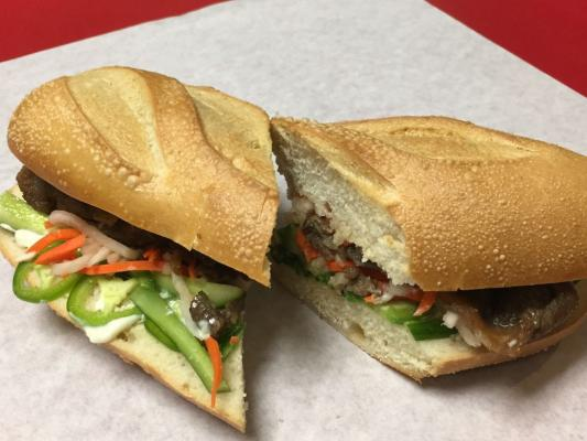 Little Tokyo - Downtown LA Sandwich Restaurant - With Hood - Price Down For Sale