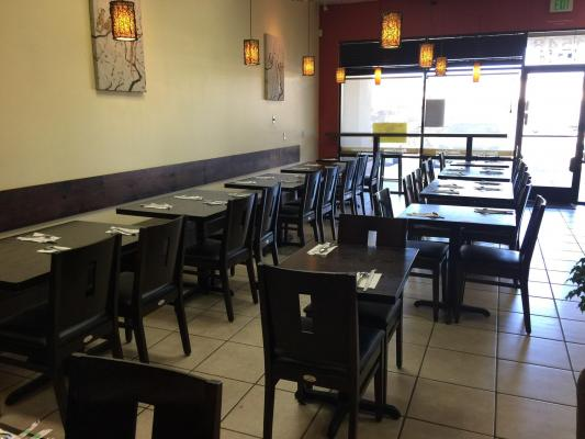 Livermore, Alameda County Asian Cuisine Restaurant - Low Rent, Long Lease For Sale