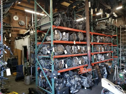 Los Angeles County Auto Dismantler, Junk Yard - Profitable For Sale
