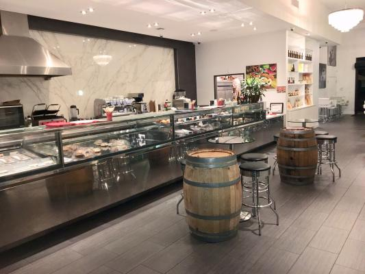 Italian Gran Cafe Restaurant Business For Sale