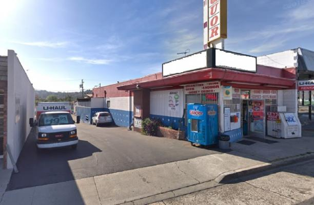 El Cajon, San Diego County Liquor Store With UHaul Station For Sale