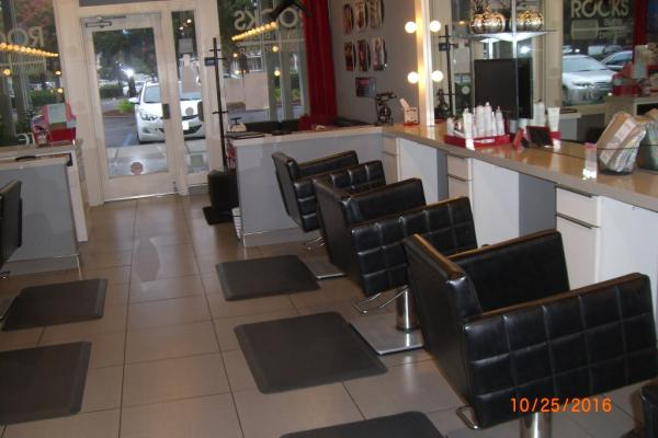 Blow Dry Bar Business For Sale