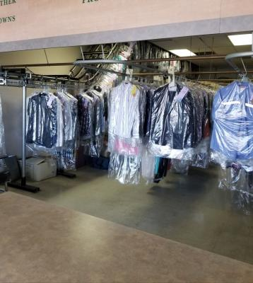 Dry Cleaners - Well Established Profitable Company For Sale
