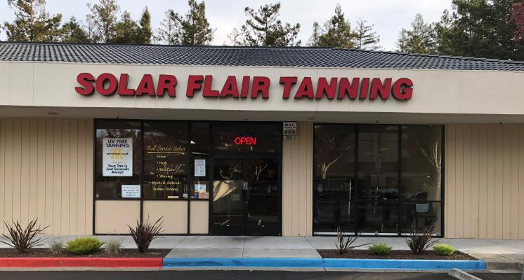Rohnert Park, Sonoma County Full Service Tanning And Salon For Sale