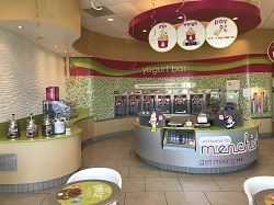 Los Angeles County  Frozen Yogurt Franchise - Menchies - 3 Locations For Sale