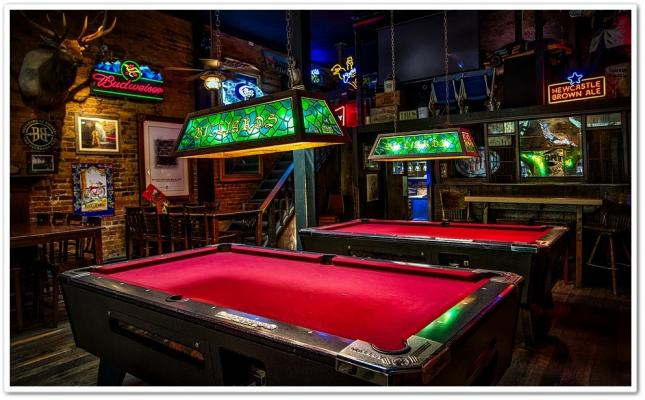 Orange County Sports Bar Feel Bar, Korean Food Restaurant For Sale