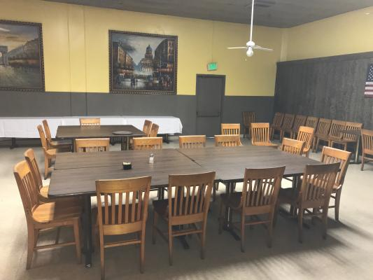 Italian Diner Restaurant - Banquet Hall Business For Sale