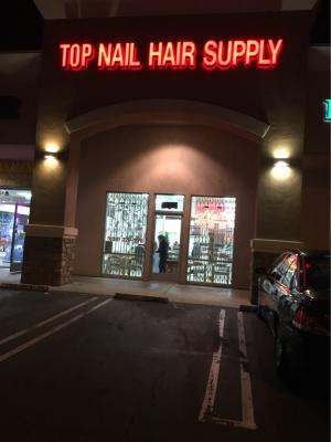 Los Angeles County Area Beauty Nail Salon - Well Established Low Rent For Sale