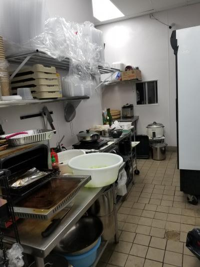 Sushi And Poke Restaurant - No Hood Company For Sale