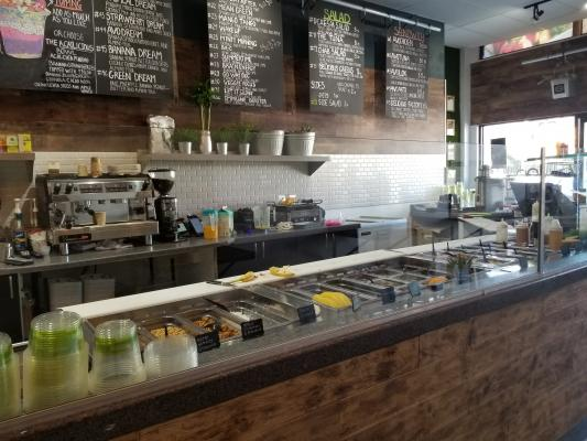 Coffee Smoothies Sandwich Shop Business For Sale