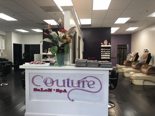 Beauty Salon Business For Sale