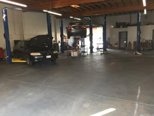 Alameda County Auto Repair And Smog For Sale
