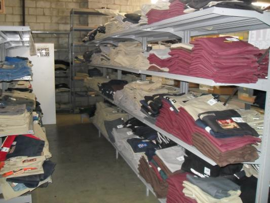 Uniforms Silk Screen Plant And Work Clothes Business For Sale