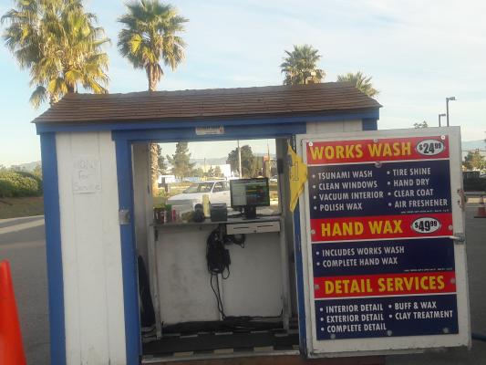 Express Flex Car Wash - Remodeled, Long Lease Business For Sale