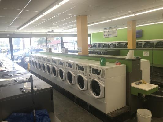 Los Angeles Coin Laundromat Store For Sale