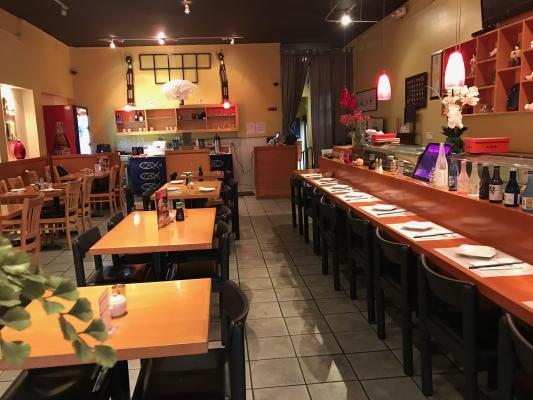 San Francisco Sushi Restaurant For Sale
