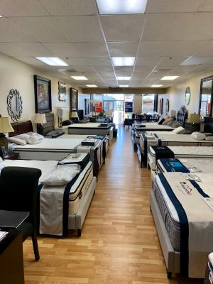 Orange County Mattress Furniture Store Business For Sale
