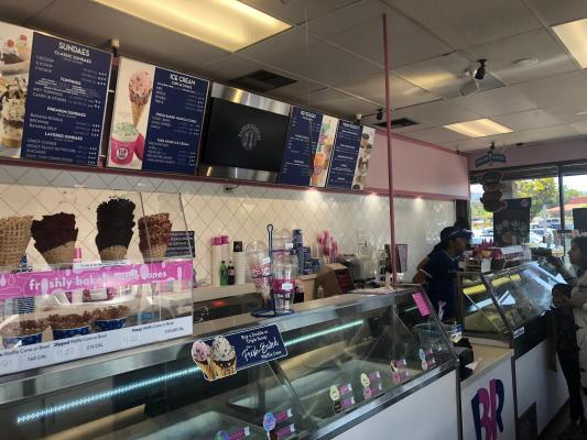 Baskin Robbin Franchise - Newly Remodelled Business For Sale