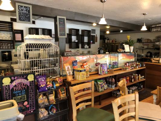 La Jolla, San Diego County Cafe And Market - Asset Sale For Sale