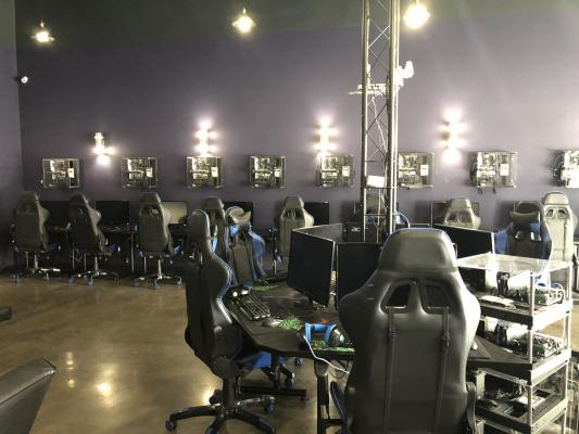 Gaming Lounge Store - Cyber Cafe Business For Sale