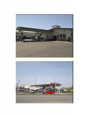 Santa Barbara Independent Gas Station With Real Estate Business For Sale