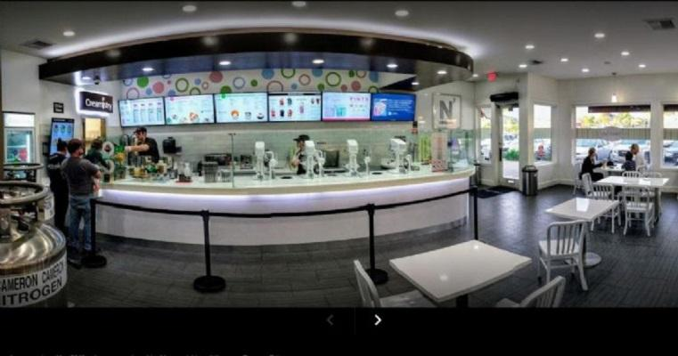 San Diego County  Creamistry Ice Cream Franchise - Turn Key Business For Sale
