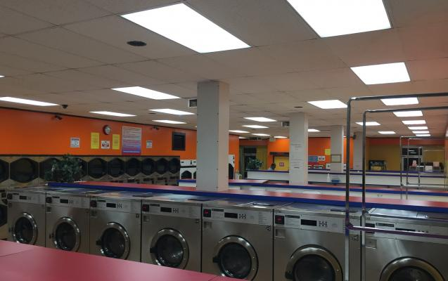 Van Nuys Coin Laundromat Business For Sale