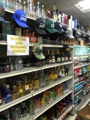 Pomona, Los Angeles County Liquor Store With Check Cashing - Semi Absentee For Sale