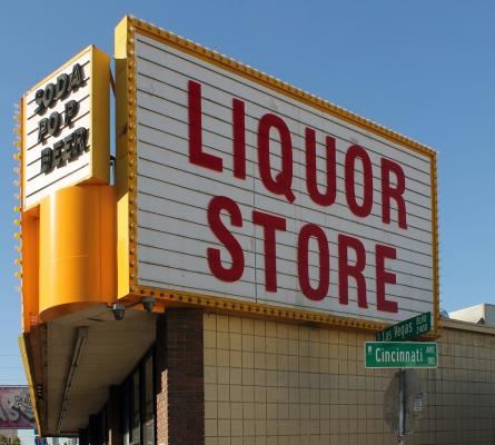 San Bernardino County Liquor Store With Check Cashing Business For Sale