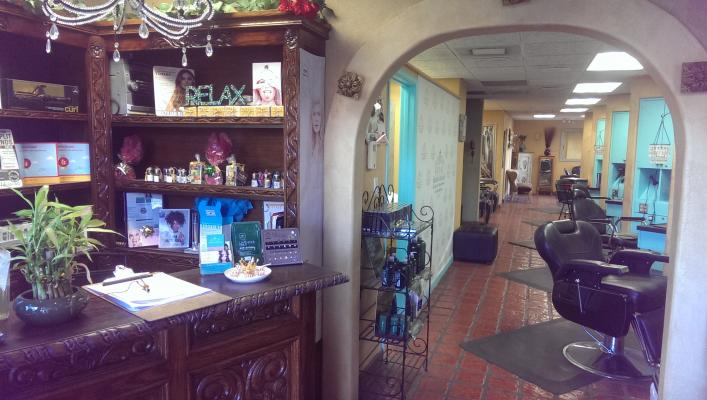 Orange County Hair Salon With Threading Service For Sale