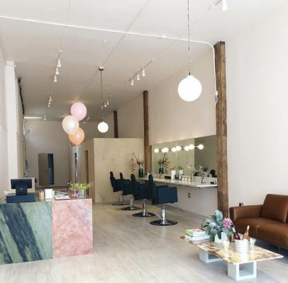 Los Angeles Hair Salon With Spa And Nail Service For Sale