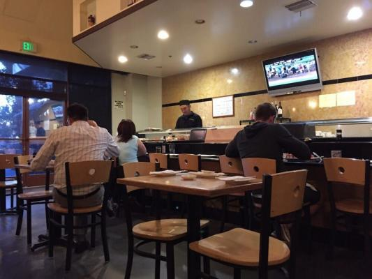 Orange County Area Japanese Sushi Restaurant With Beer And Wine For Sale
